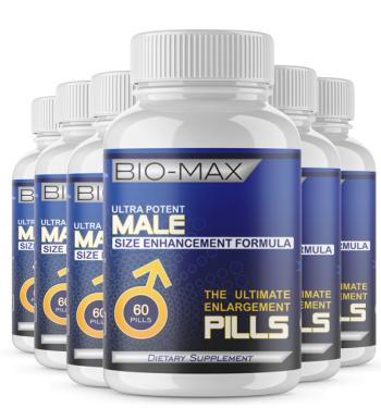bio-max 6 months supply