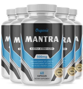 mantra 5 months supply