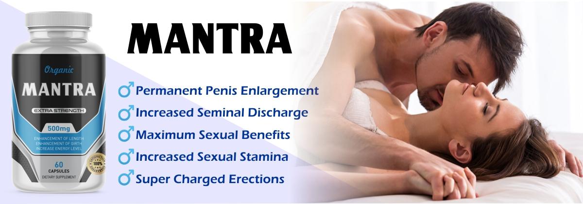 mantra penis enlargement pills
