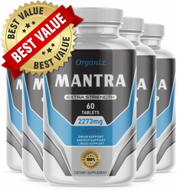 MANTRA 5 Months' Supply