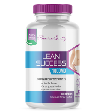 1 Month's Supply of Lean Success