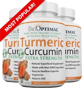 Turmeric 3 Months' Supply
