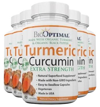 Turmeric 5 Months' Supply